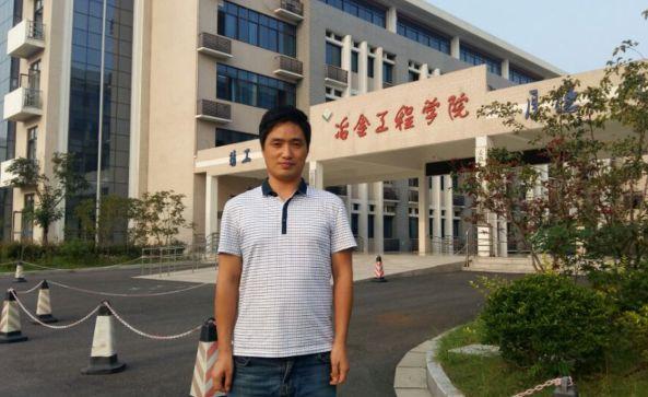 """鲜艳工大人2016年校""""十佳班主任""""报道二"""